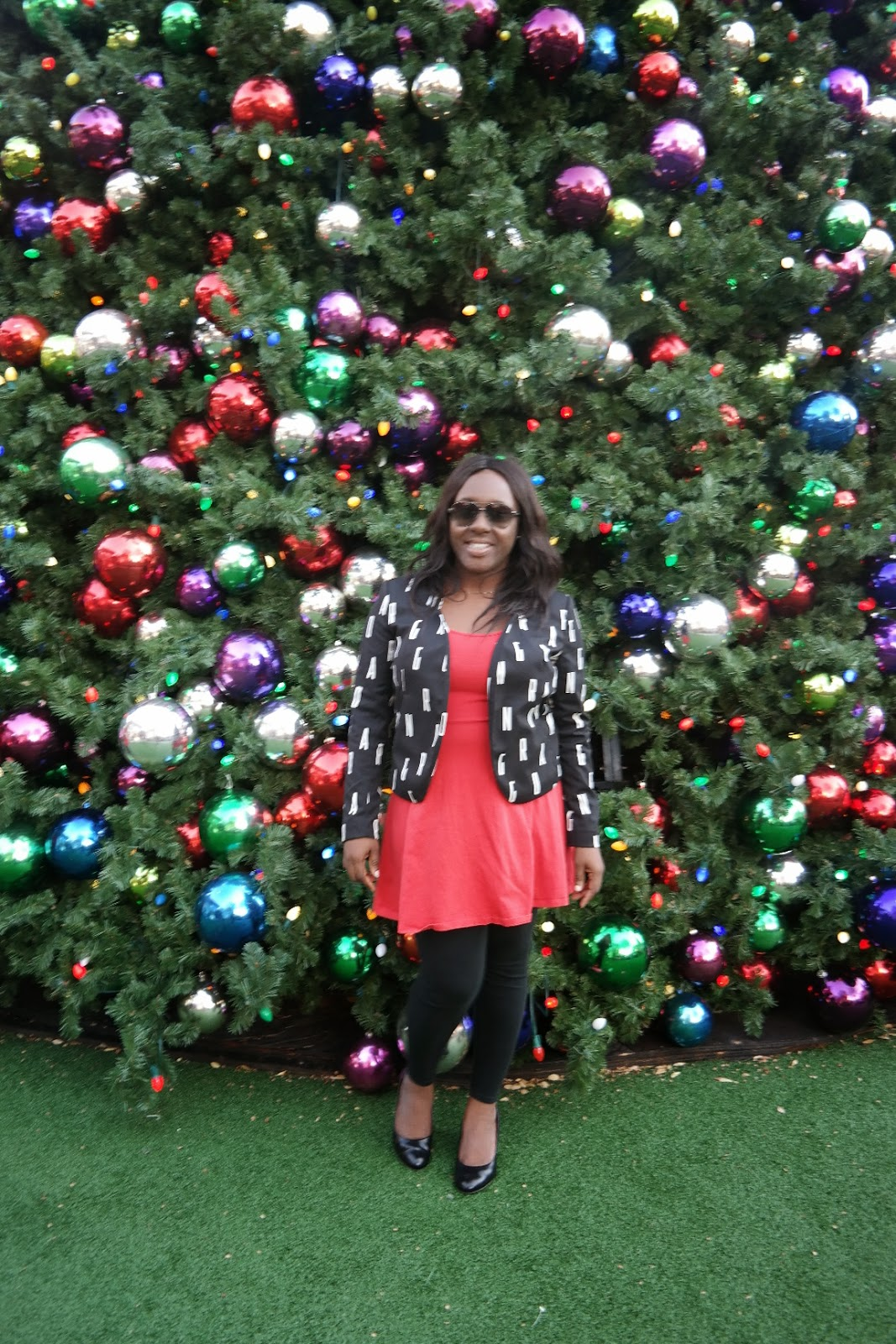 christmas tree, atlantic station, atlanta, berry dakara