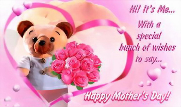 Mothers day 2019 greeting e-cards for mom
