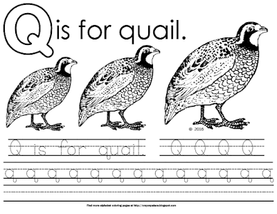 Qisforquailbygrimm2016 Old Letter Template With Quail on