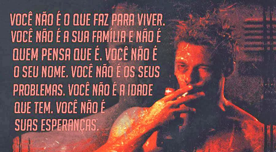 Frases Do Filme Clube Da Luta Fight Club Net7art