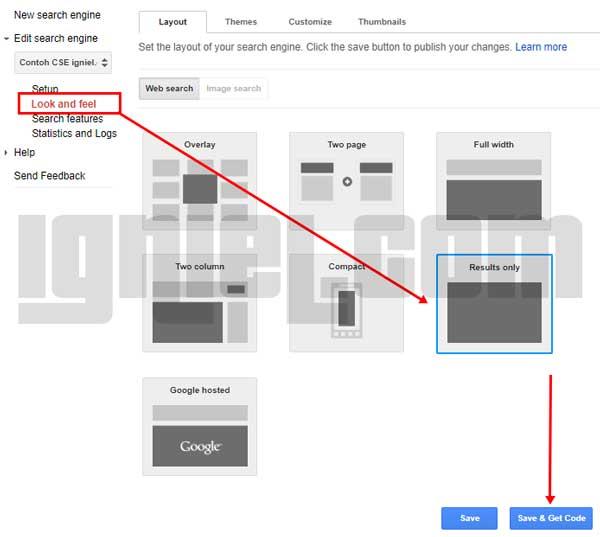 Cara Membuat Artikel Terkait Menggunakan Google Custom Search Engine