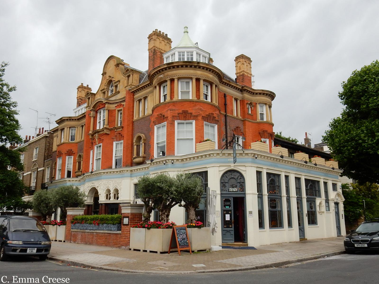 Maida Vale Pub Lately Adventures of a London Kiwi