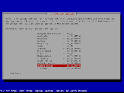 Cara Instal linux Debian 2003