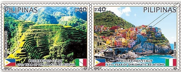 Philippine Stamps With Tourist Destinations
