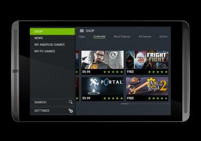 Tablet Gahar Nvidia Shield Sudah Meluncur