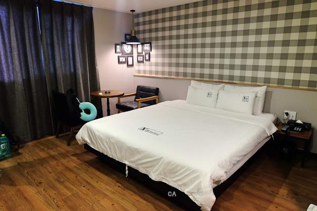 KOREA BUSAN HOTEL NO.25 SASANG CURITAN AQALILI