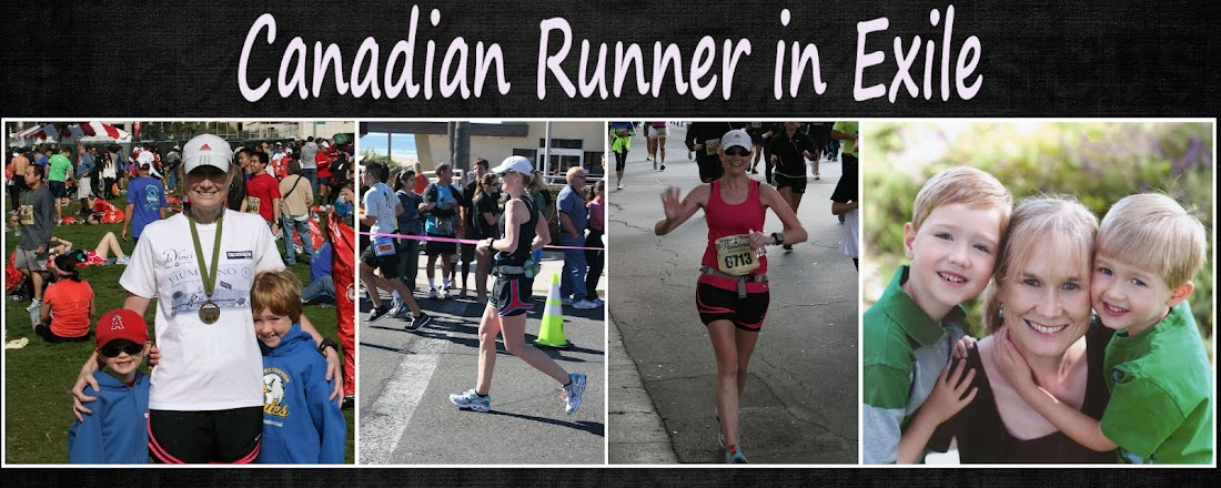 Canadian Runner in Exile