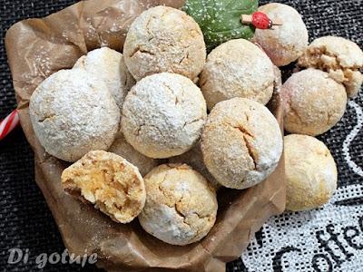Ciasteczka kokosowe z mąki amarantusowej (bezglutenowe)