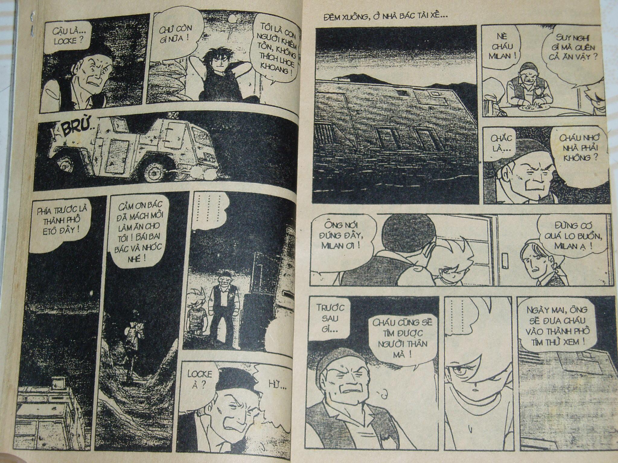 Siêu nhân Locke vol 18 trang 8