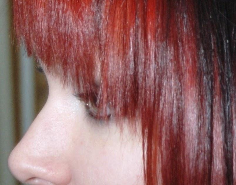 Fade Color Hair Dye