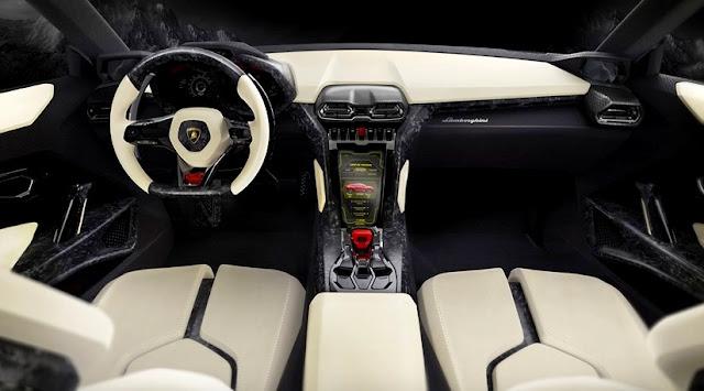 Lamborghini-Urus-Interior