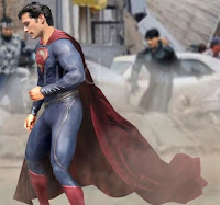 Superman,man of steel