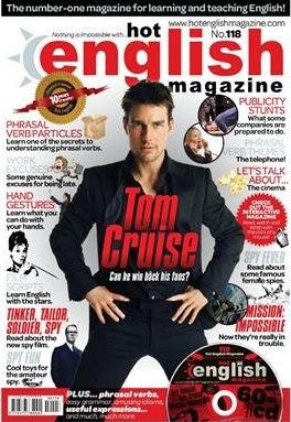 Hot English Magazine - Number 118