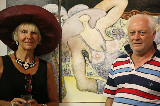 Silvano D'Orsi e Rita Castigli