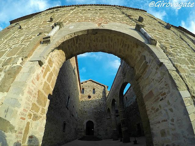 abbazia badia petroia