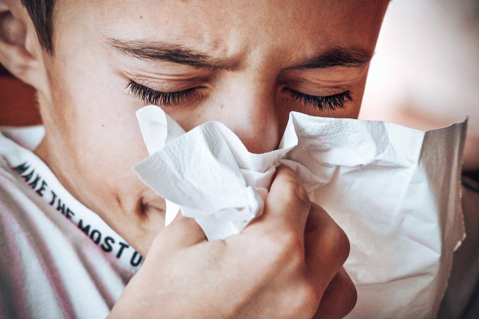 علاج التهاب الجيوب الانفيه بالاعشاب .