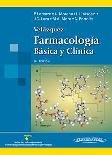 Velázquez. Farmacología Básica y Clínica - 18 Edicion