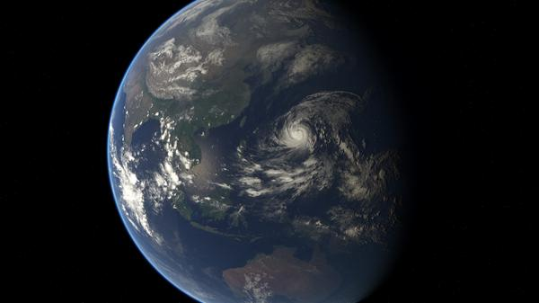 Japan: Phanfone reaches Super Typhoon status
