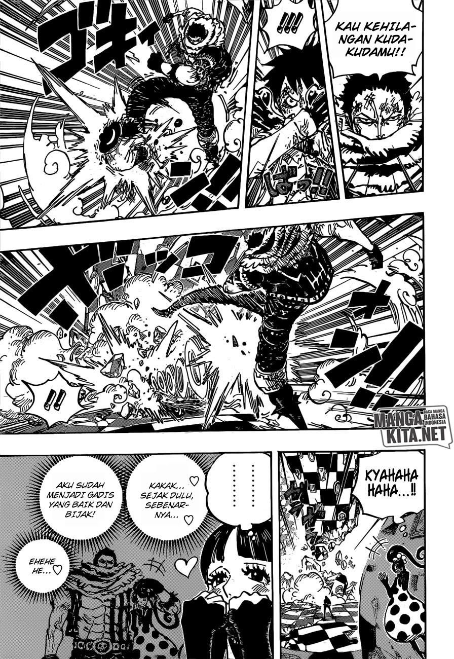 One Piece Chapter 893-4