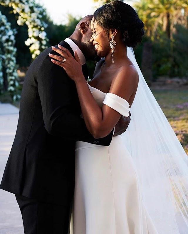 IDRIS ELBA IS MARRIED AGAIN!!!