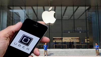 Apple Curiga, Aplikasi Uber Terancam Di Delete Dari Apps Store