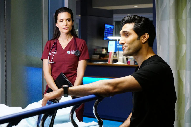 Chicago Med - Episode 5.18 - In The Name Of Love - Promo, Promotional Photos + Press Release