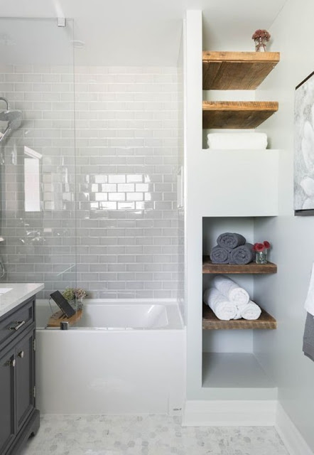 Storage Ideas for Bathrooms 8