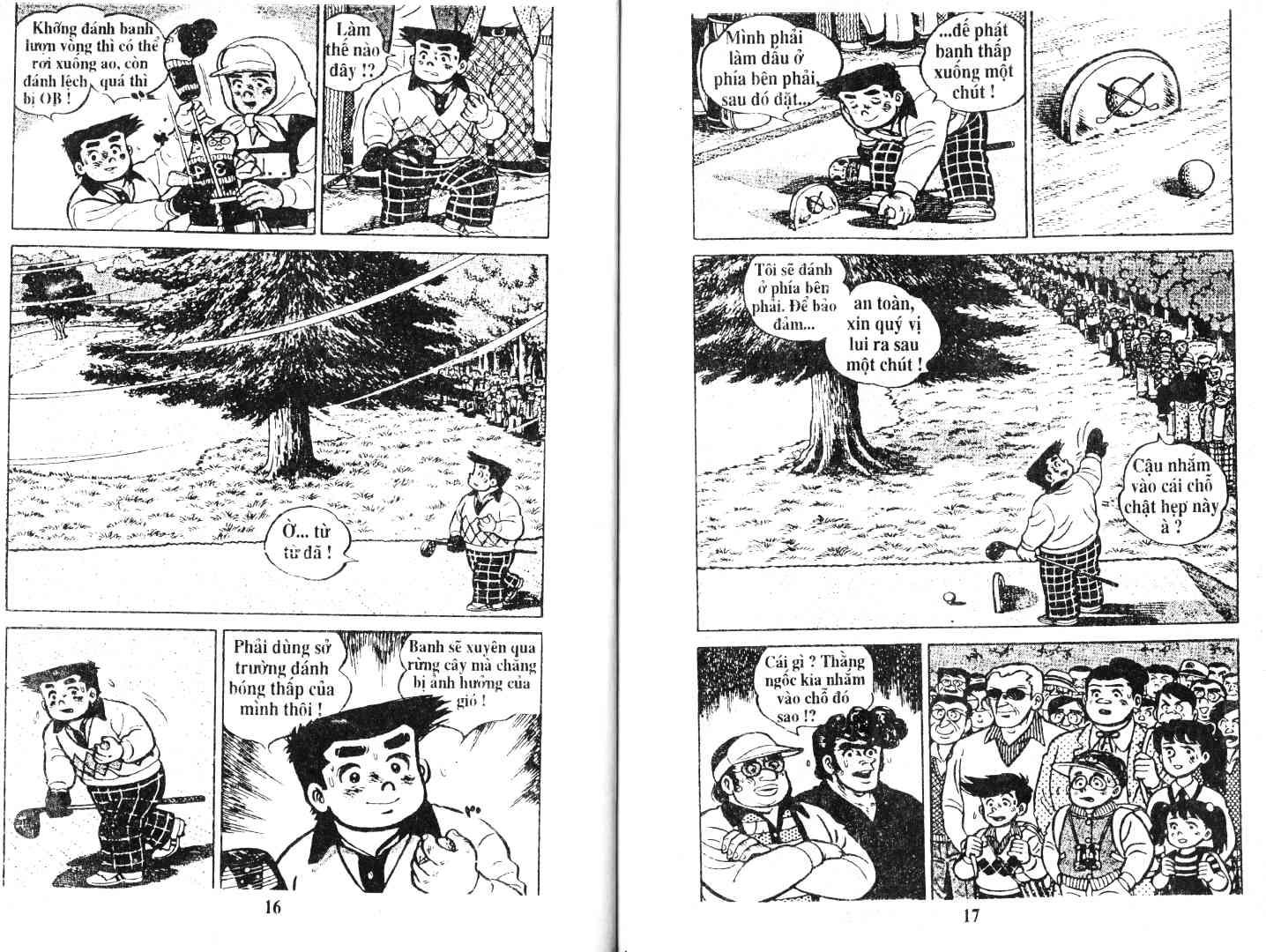 Ashita Tenki ni Naare chapter 47 trang 8