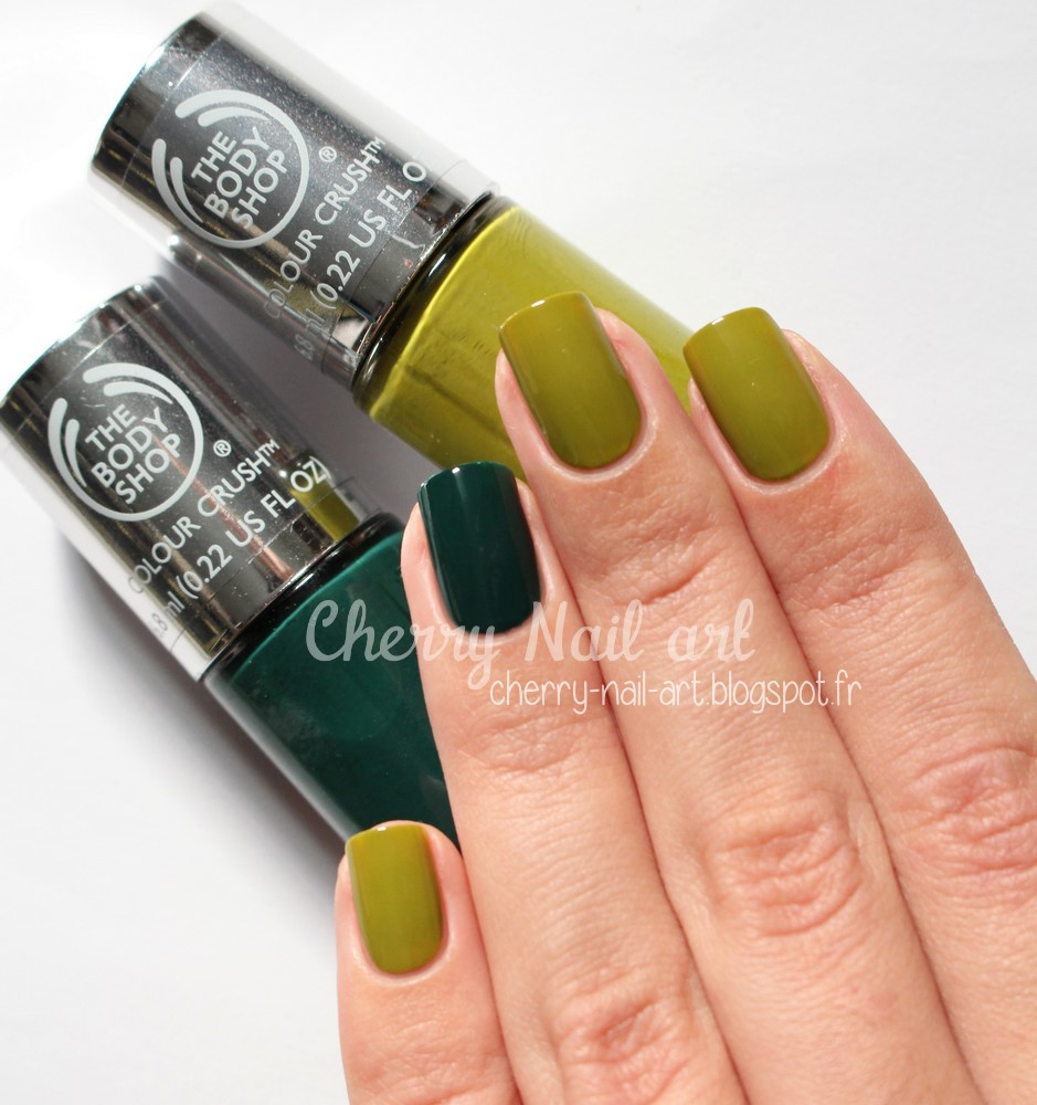 vernis the body shop