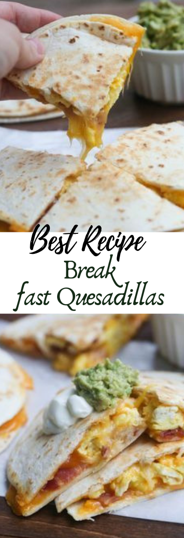 Breakfast Quesadillas #healthyfood #dietketo
