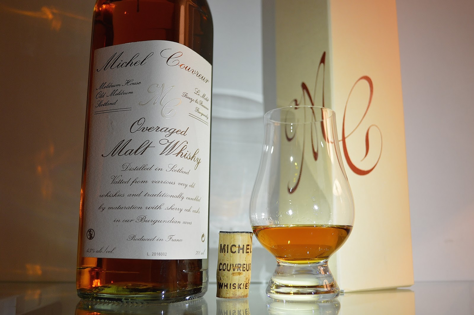 Review Michel Couvreur Overaged 43