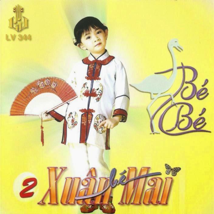 Làng Văn CD 344 - Xuân Mai - Con Cò Bé Bé 2 ~ CD Nhạc Việt