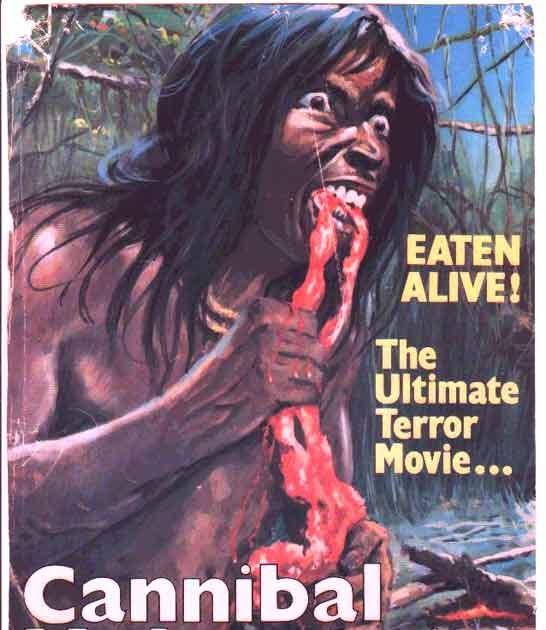 Cannibal holocaust monkey scene video
