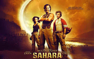 Sahara movie box office flop
