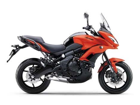 Spesifikasi dan Harga Kawasaki Versys 650