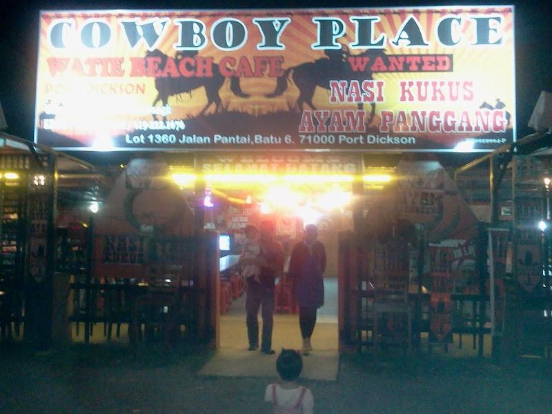 Makan makan @ Cowboy Place