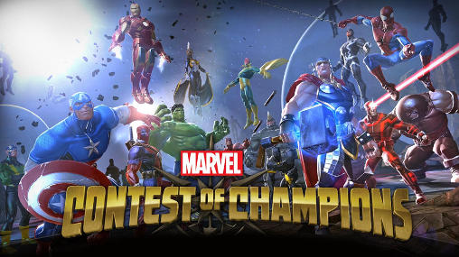 Marvel Contest of Champions - Game android HD-Grafik terbaik 2017