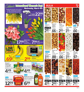 Fortinos Flyer March 2 – 8, 2017