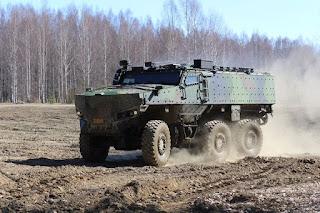 MRAP Protolab PMPV 6×6 MiSu