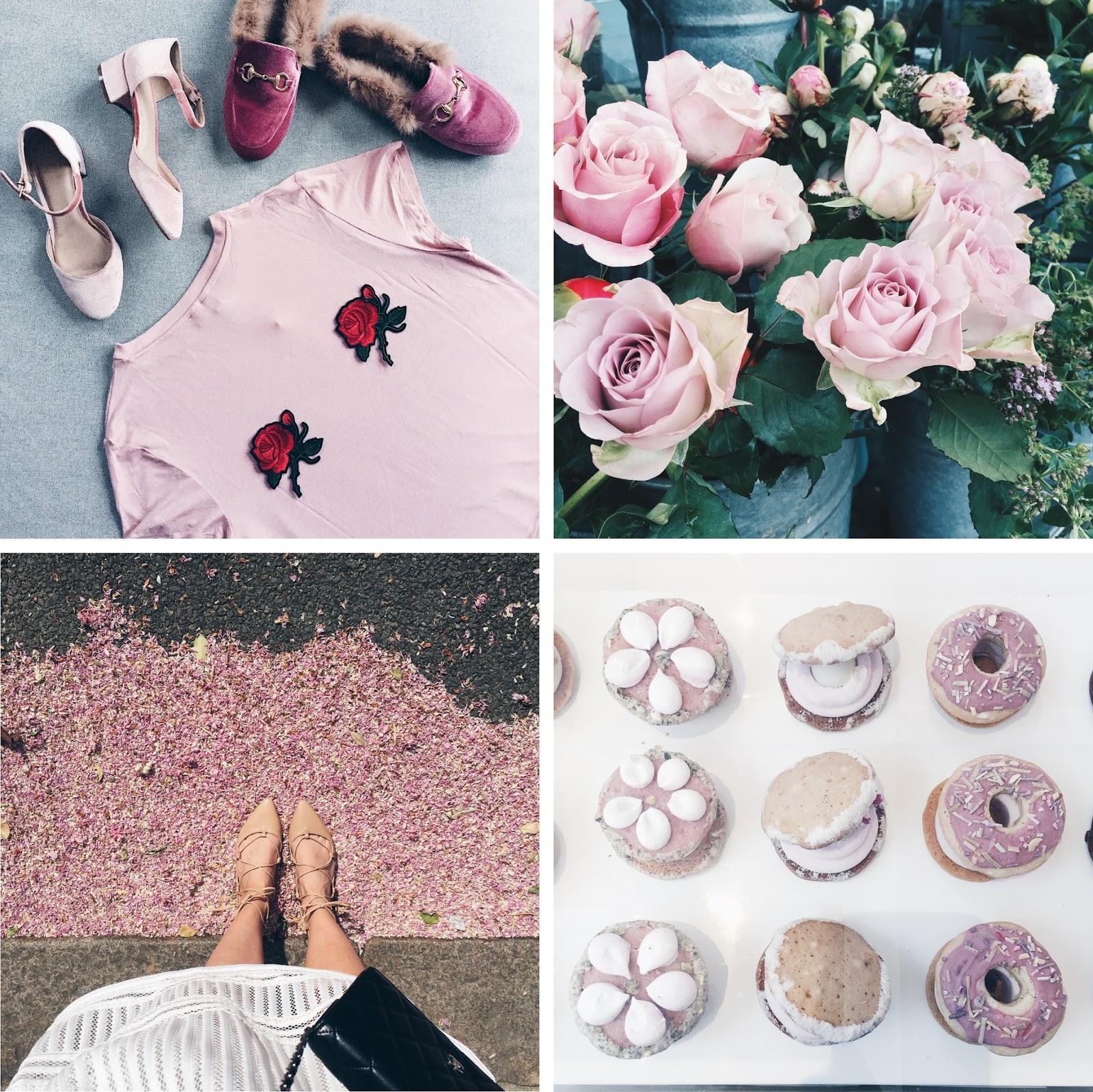 blush toned things