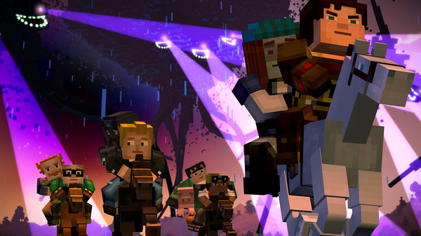 Minecraft Story Mode Episode 4 [Game Adventure Single Link]