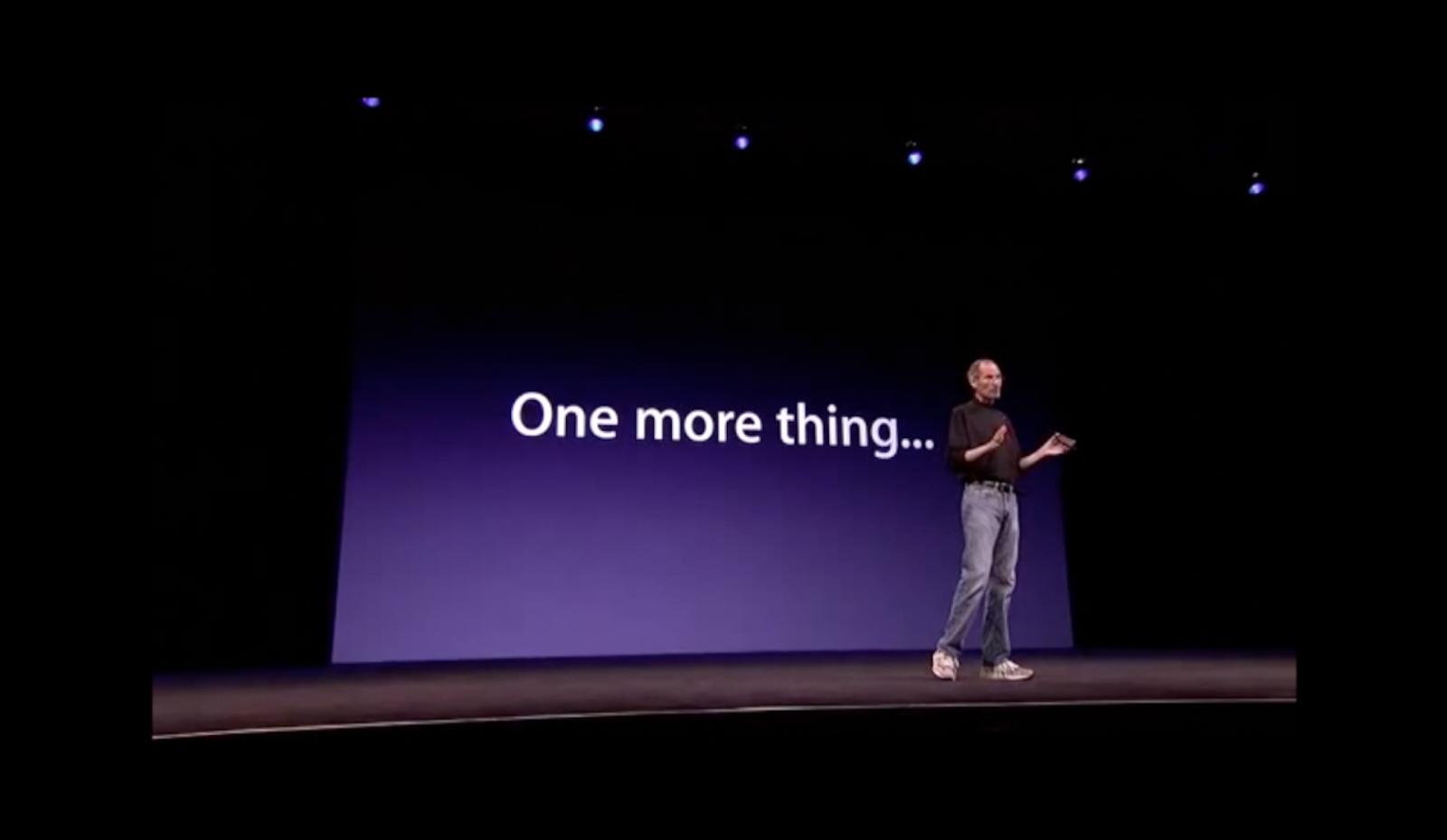 One More Thing in Memory of Steve Jobs (speciale per i 5 anni dalla sua  scomparsa) - Apple Caffè