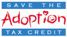 Save the Adoption Tax Credit