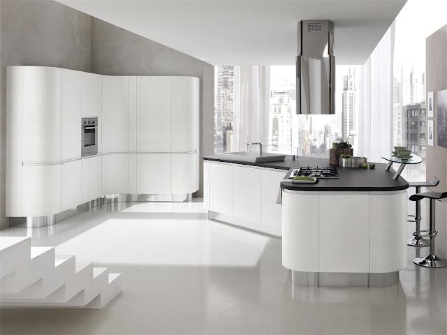 C mo distribuir el espacio en la cocina cocinas con for Como disenar tu cocina