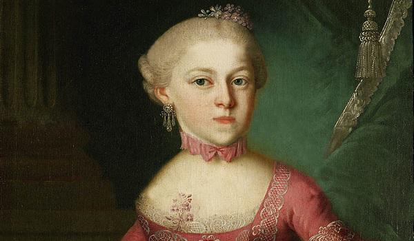 Resultado de imagen para Fotos de Anna Maria Mozart