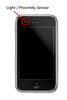 proximity sensor on android phone