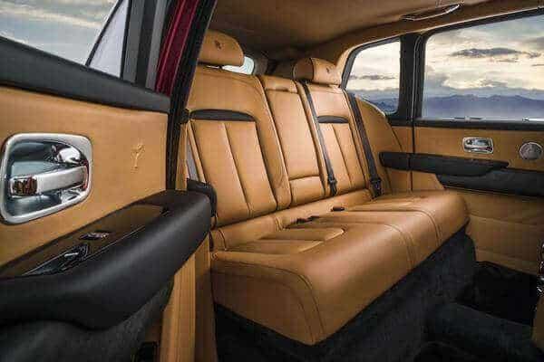 Rolls-Royce Cullinan 0-60 mph