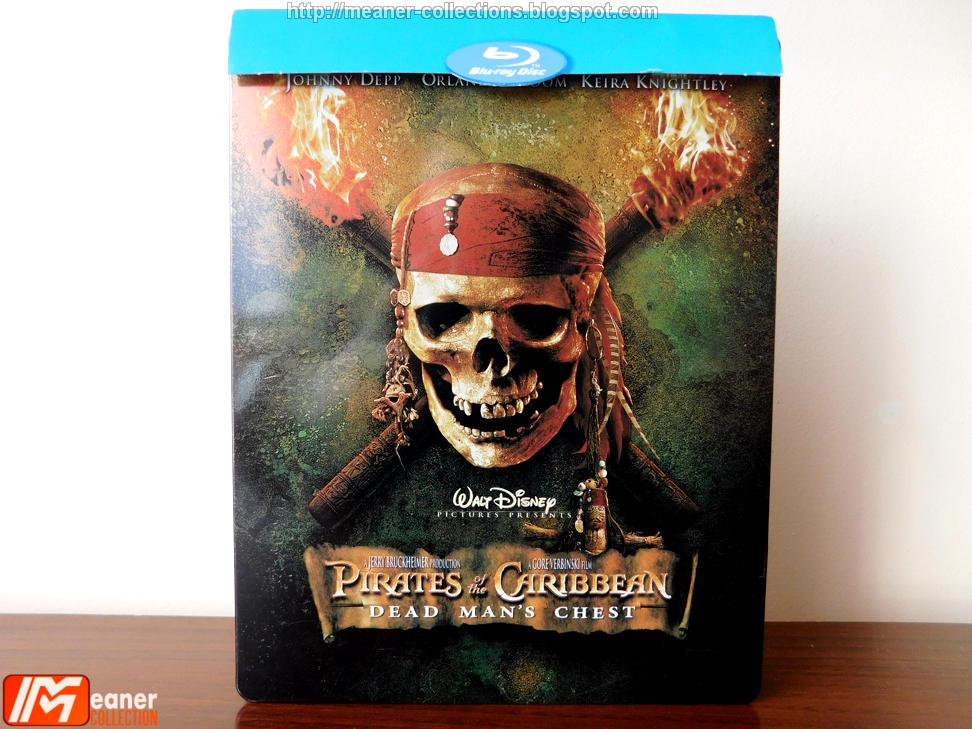 pirates of the caribbean dead mans chest music box