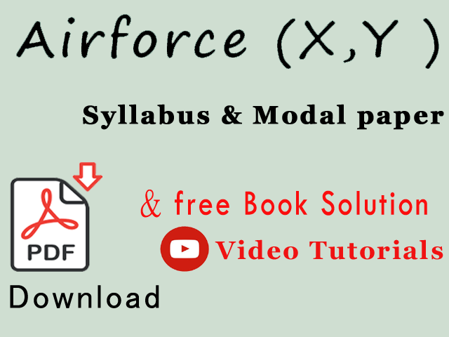 Air Force Y Group Paper Pdf