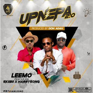 """Leemo – """"Up Nepa 2.0"""" ft. Skiibii & Harrysong"""